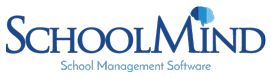 School Management Software – SchoolMind Logo